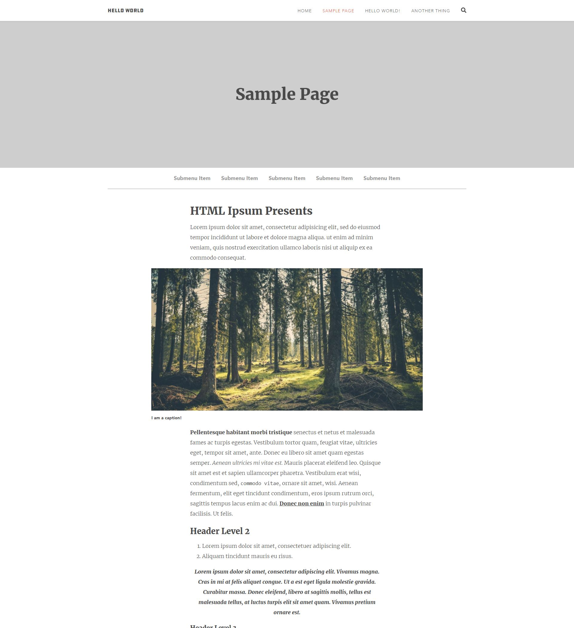 How to: See your theme's Google Fonts in the WordPress Page/Post